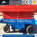 Easy operated hydraulic mini scissor lift table with CE