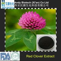 Low Price 20% Isoflavones from Andy Biotech Natural Red Clover Extract
