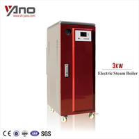 4.3Kg/h Steam Room Electric 3KW Steam Generator