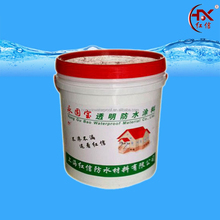Transparent Waterproof Coating Material for Bathroom,Basement