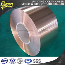 Lithium Battery Raw Material Metal Pure Copper Strips For Electrical
