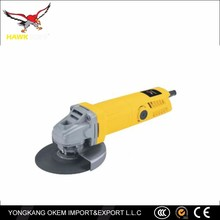 In China there are a number of experience shop water angle grinder