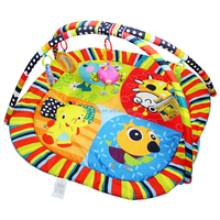2016 Cartoon Baby Toy Kids Play Mat Tapete Infantil Educational play mat