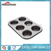 Hot selling waffle silicon cupcake mold with great price HM-HG002