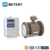 Remote electromagnetic wastewater flow meter