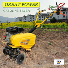 Gasoline Power Tiller power craft tool GHA35R