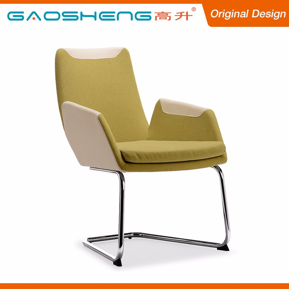 Gs g1805c moderno tejido silla de barbero sal n de belleza - Sillas de espera para peluqueria ...