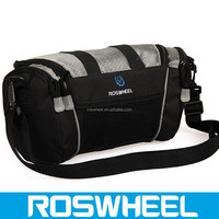 Wholesale new fashionable waterproof canvas bicycle handlebar bag 11494 rubber bike handlebar grips