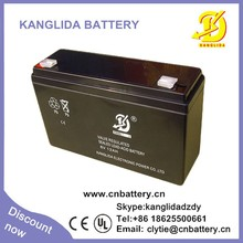 free maintenance 6v 10ah toy helicopter battery