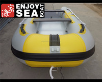 Chinese Manufacturers Inflatable Small Yacht Fishing Boat/plastic boats for sale/mini boat for kids