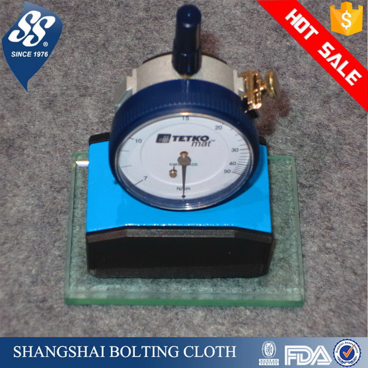 Good quality classical tension meter/tensiometer for mesh