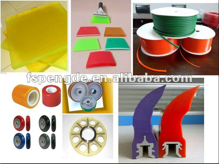 industrial product PU items
