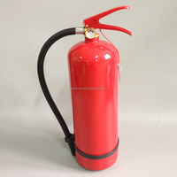 Very Cheap price 4Kg portable ABC dry powder fire extinguisher, aluminum valve , with M8 thread pressure guage