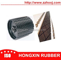 carbon steel material Goods ISO pulley slide lagging