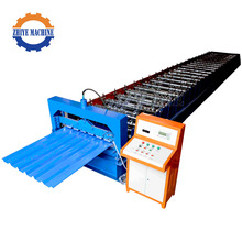 metal roofing sheet molding machine/steel roof tile making machine/metal roof panel bend machine
