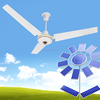 8 years guarantee DC ceiling fan solar fan 12v dc motor PLD-808 ceiling fan