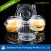 transparent hiagh quality burger box hamburger blister packaging