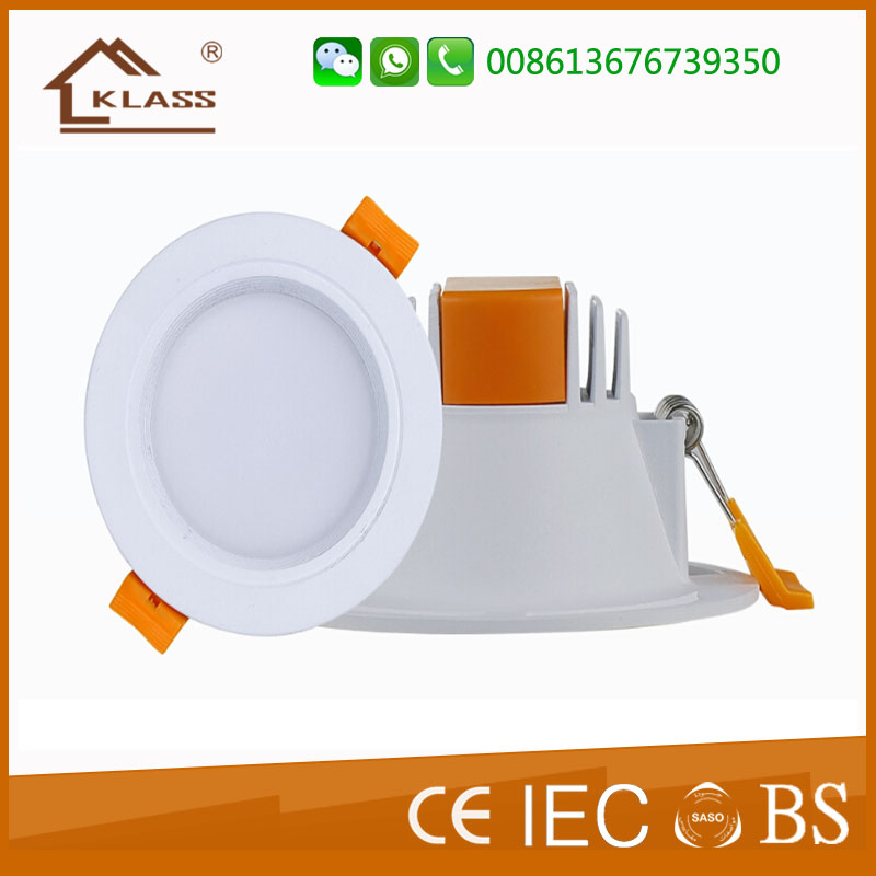 Cheap price cut out 55-185mm 3w 5w 7w 12w 20w 30w down light led cool white