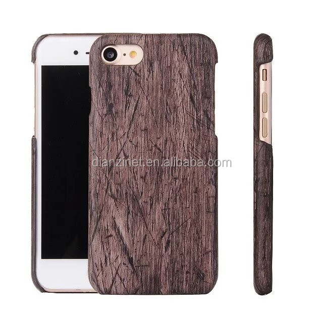 NEW PRODUCT Wood pattern leather case for iphone 7