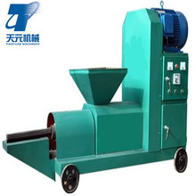 Coal powder rice husk sawdust charcoal briquette machine for BBQ