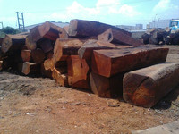 Tali rough square logs from Africa