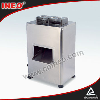 Industrial Fresh Meat Cutter Machine/Meat Shredder/Meat Strip Cutting