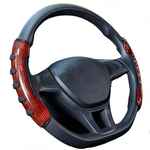 high quality anti-slip car steering wheel cover