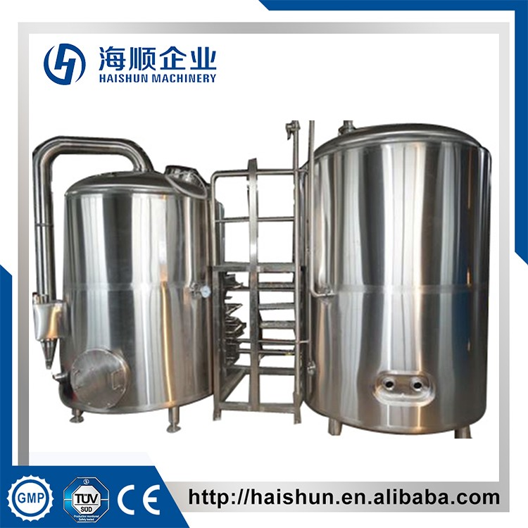 wholesale in china 7bbl microbrewery brewhouse