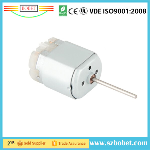 6V 280 electric mini hobby motor for CAR toy