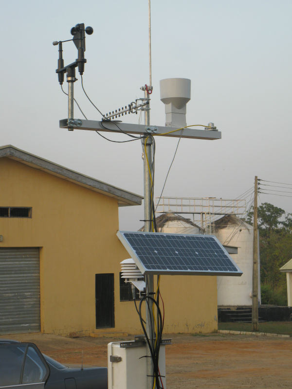 Automatic Agro-Meteorological station