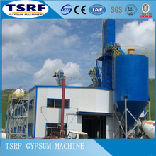 High quality gypsum powder making machine