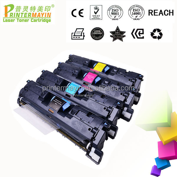 Laser Color Toner Cartridge For Canon Print Cartridges CRG101/301/701