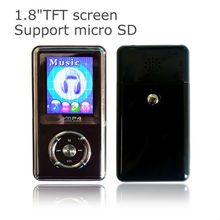 2013 hot sell mp4 player 1.8 inch 4gb with micro SD with FM radio