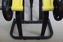 Strength machine ISO-9001 / Fitness Machines Leg Press & Hack Squat /China TZ FITNESS ASJ-Z968