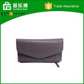 Convertible Korean Leather Woman Envelope Wallet Messenger Bag