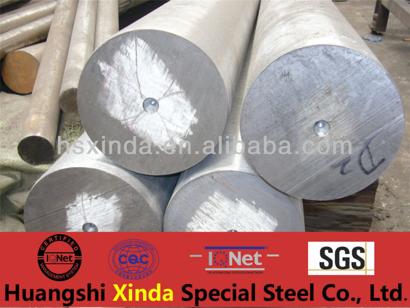 1.2767 top quality special steel round bar from Huangsi Xinda