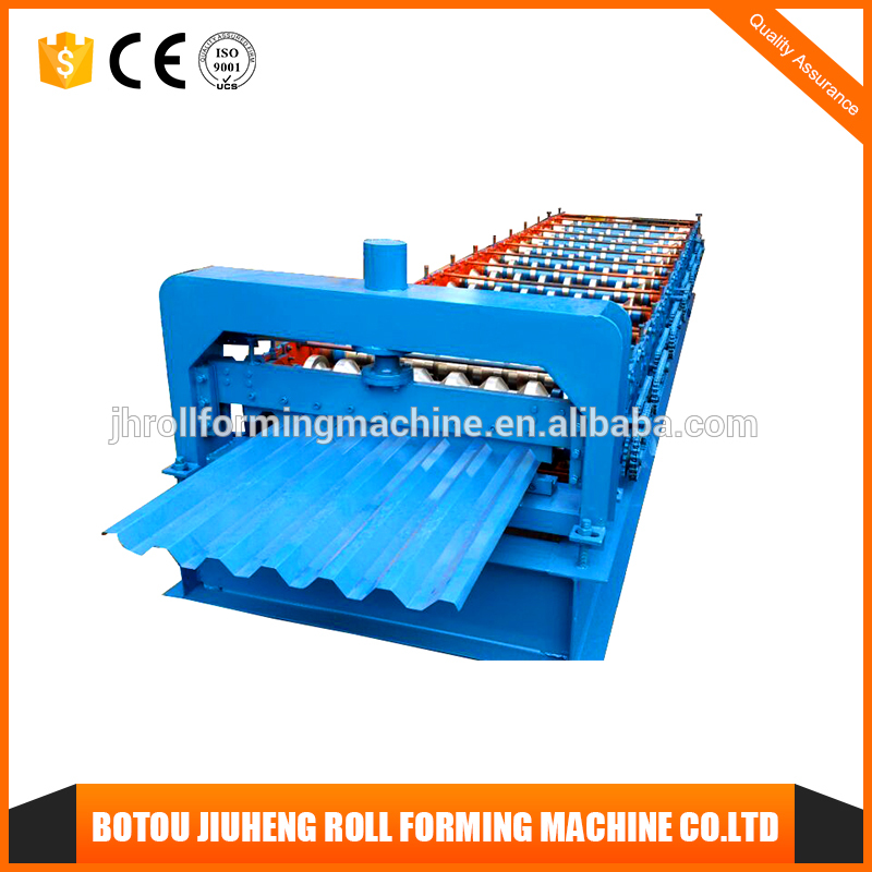 Pvc pc plastic corrugated roof sheet making machine