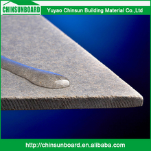 Eco-Friendly Modern Waterproof Fireproof Vinyl Siding External Wall Board Fiber Cement Board