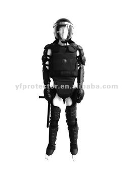 Anti Riot Suit/Anti Riot Gear POLICE overall high impact