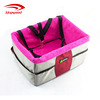 Customized Travel Folding Pet Seat Booster Bag Carrier