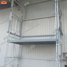 China Manufacture Elevator Guide Rail Chain Hydraulic car lifter Platform Lift