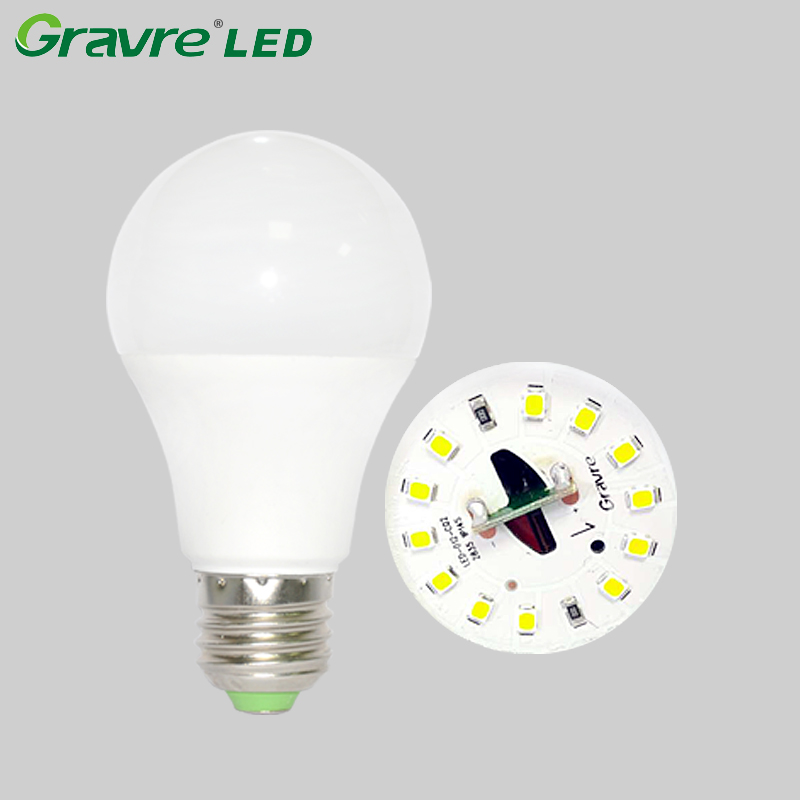 Free sample A60 l2 watt led <strong>bulb</strong> energy saving lamps aluminum pc raw material assembly e27 led <strong>bulb</strong> light 12w