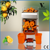 Standard orange juice production line | industrial orange juicer machine