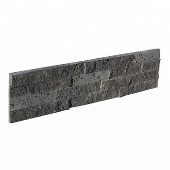 Decorstone24 Exterior Waterfall Decorative Design Volcanic Lava Stone Wall Cladding Tile