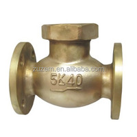 5K 16K bronze lift check globe valves(union bonnet type)
