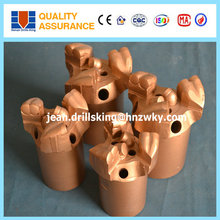 Top drilling quality underground coal mining drill bit PDC none core drill bit for coal mining