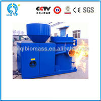 HQ-LJ Low Price automatic Biomass wood pellet burner for heating system