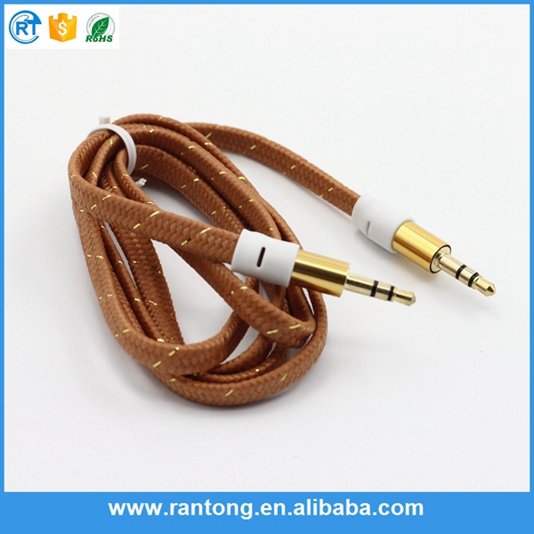 New and hot fashionable audio composite video cable from manufacturer