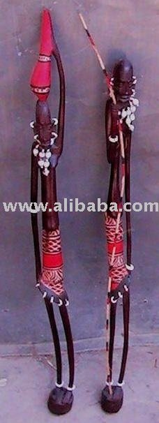 Maasai Carving Crafts,Statues,Sculptures,Figurines