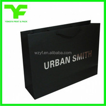 China 2015 hot sale luxury paper shopping bag
